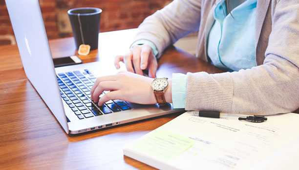 professional content writing services at Ebuzz Solution