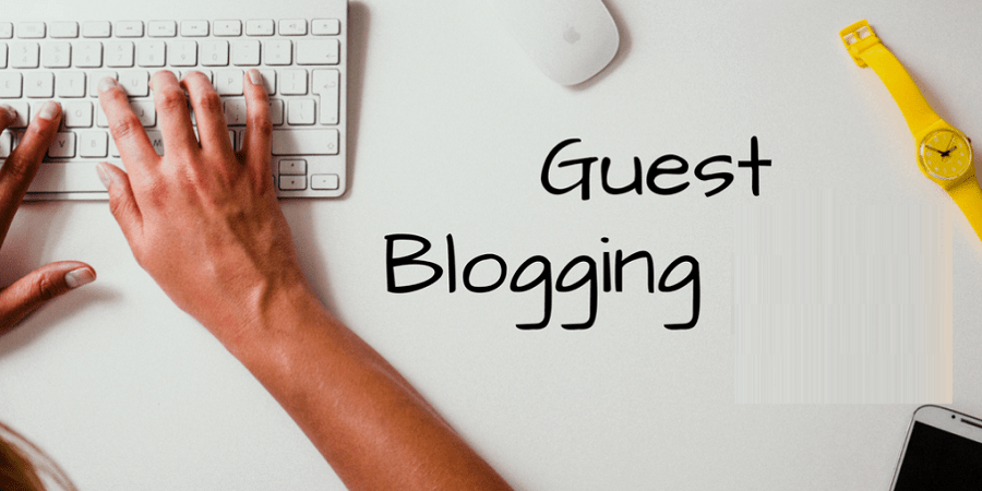 Why Guest blogging